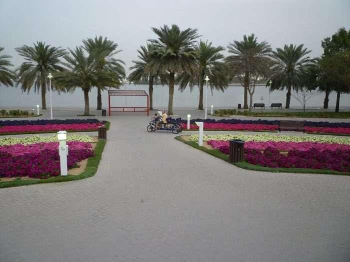 Parco fiorito