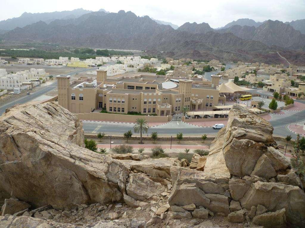 Fort Hotel di Hatta