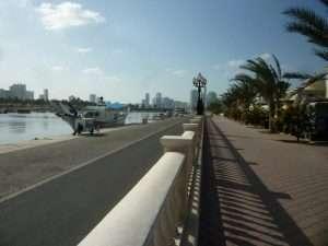 Sharjah lungofiume
