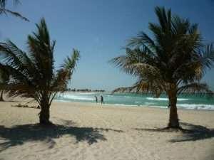 Spiaggia di Al Mamzar