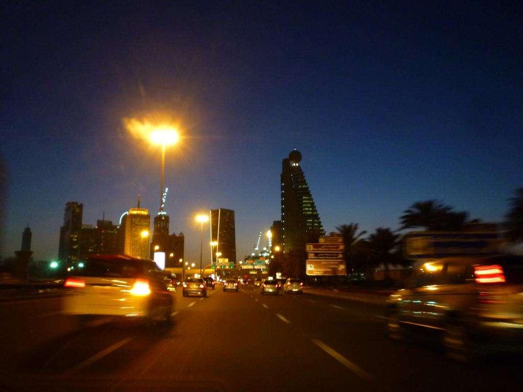 Shaeyk Zayed road