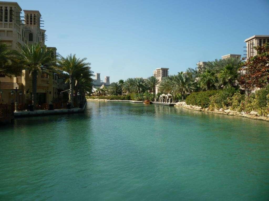 Madinat resort