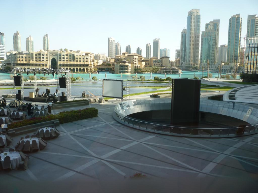 Fontane del Dubai Mall
