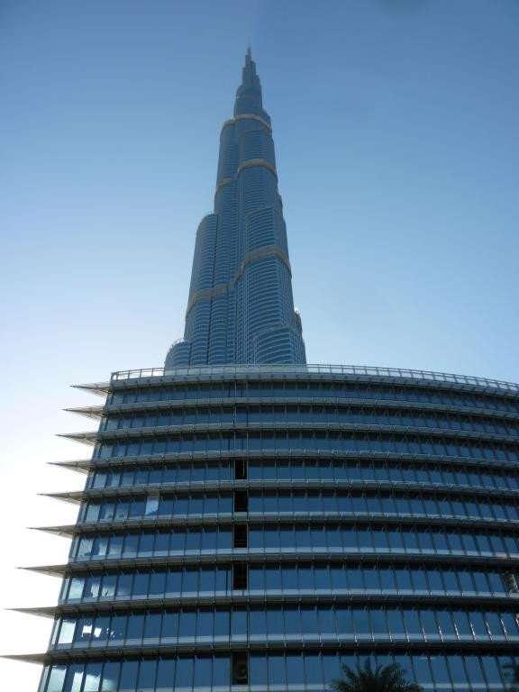 Burj Khalifa grattacielo