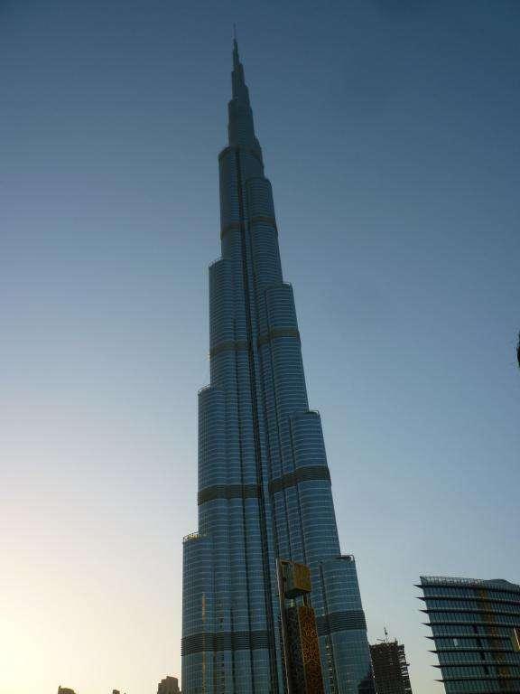 grattacielo del Burj Khalifa