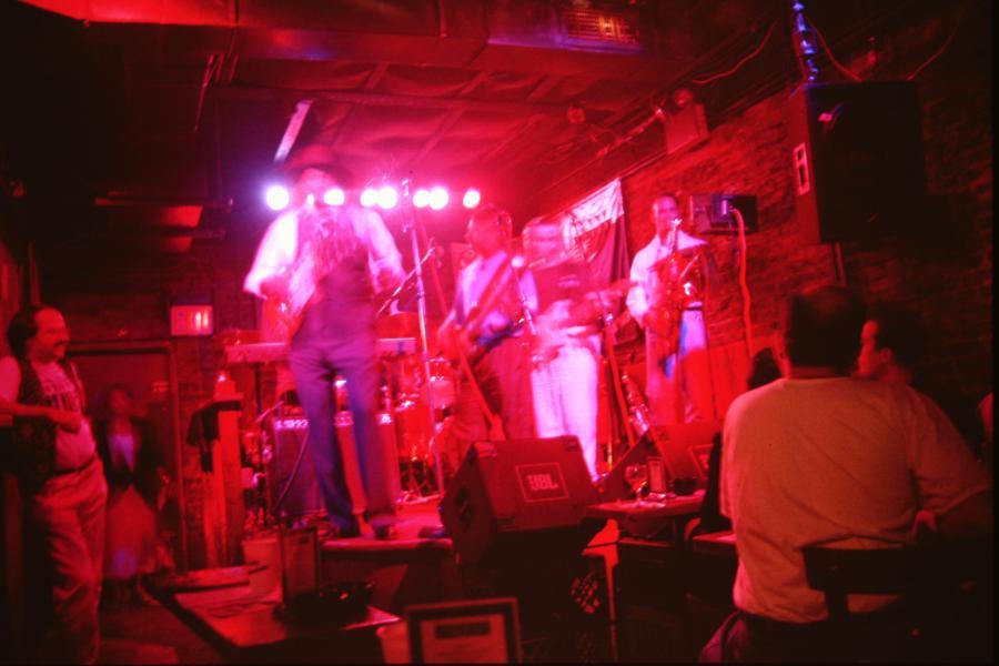 Musica blues live