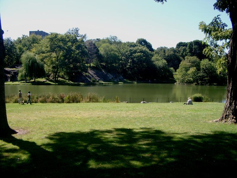 Harlem meer nel Central Park