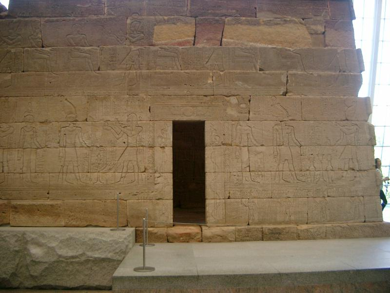 Met Tempio di Dendur