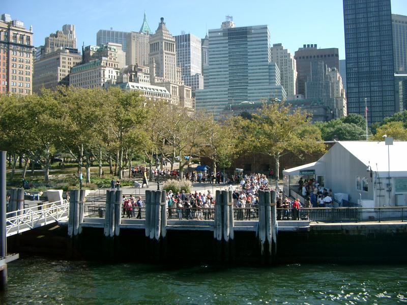 Battery Park traghetto