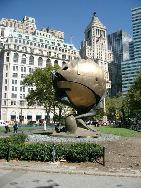 Battery park The Sphere