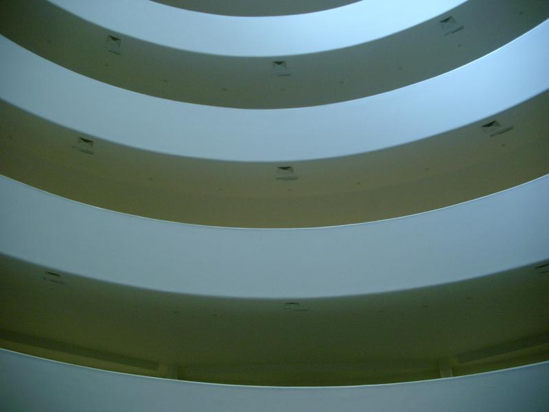 Guggenheim balconate museo