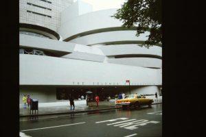 Guggenheim esterno