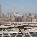 Empire State Building dal ponte