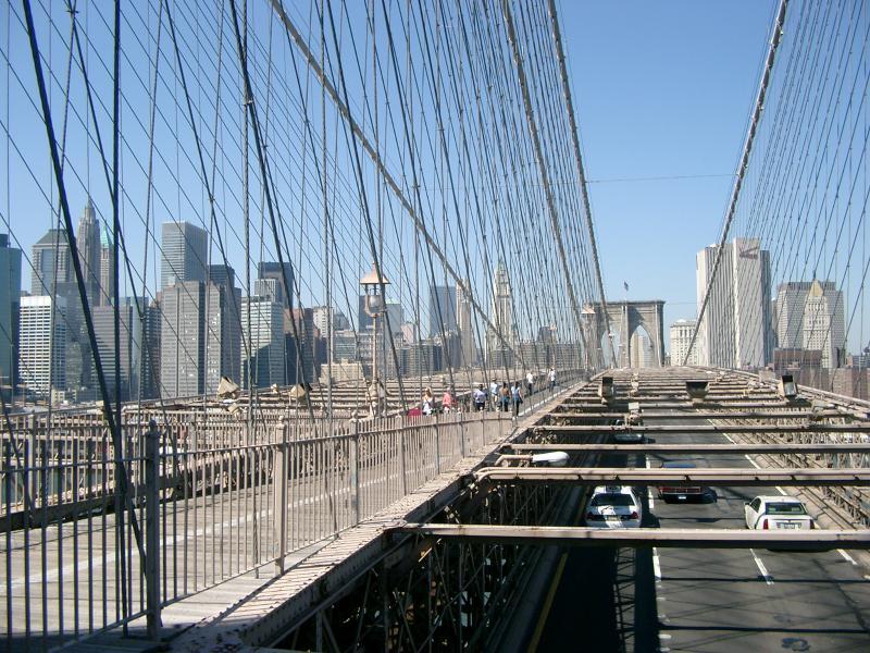 Corsie del Ponte di Brooklyn