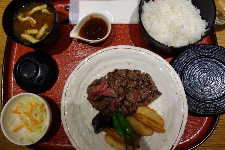 Manzo alla piastra giapponese
