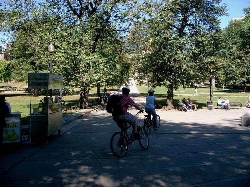 Boston Common parco