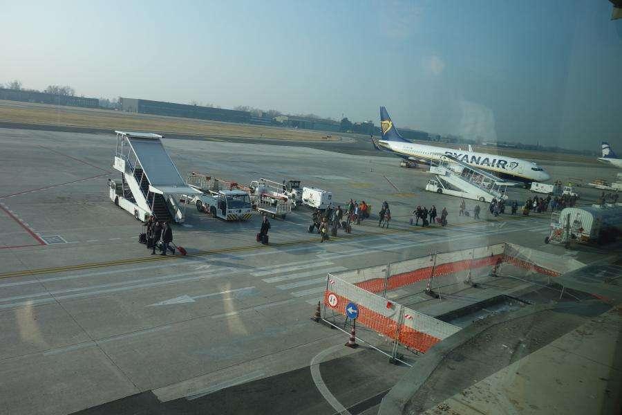Volo Ryanair da Treviso