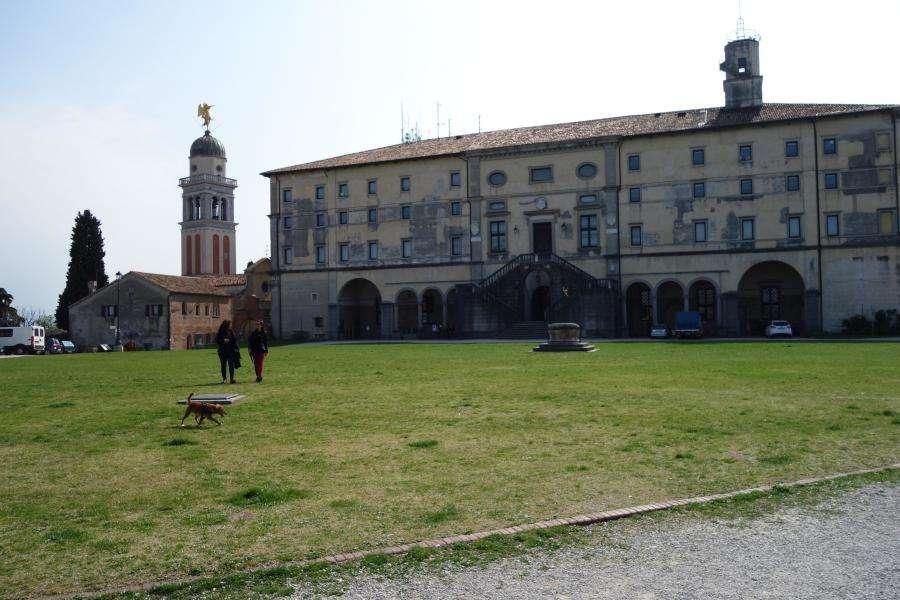 Castello spianata