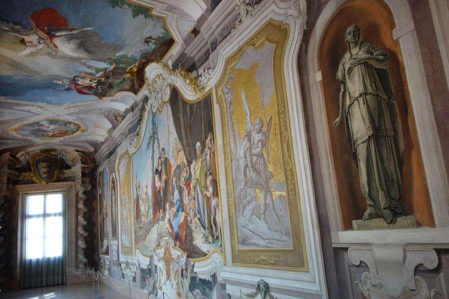 Galleria degli Ospiti di Tiepolo
