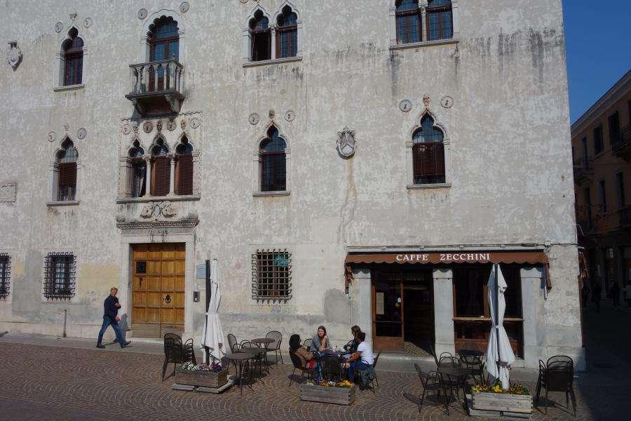 Casa Veneziana piazza XX Settembre