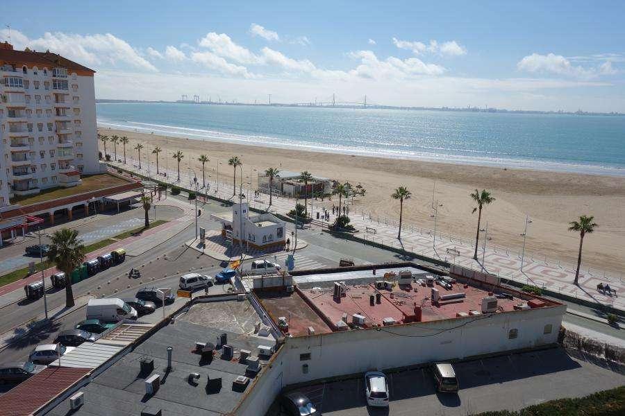 Puerto Santa Maria vista sulla spiaggia