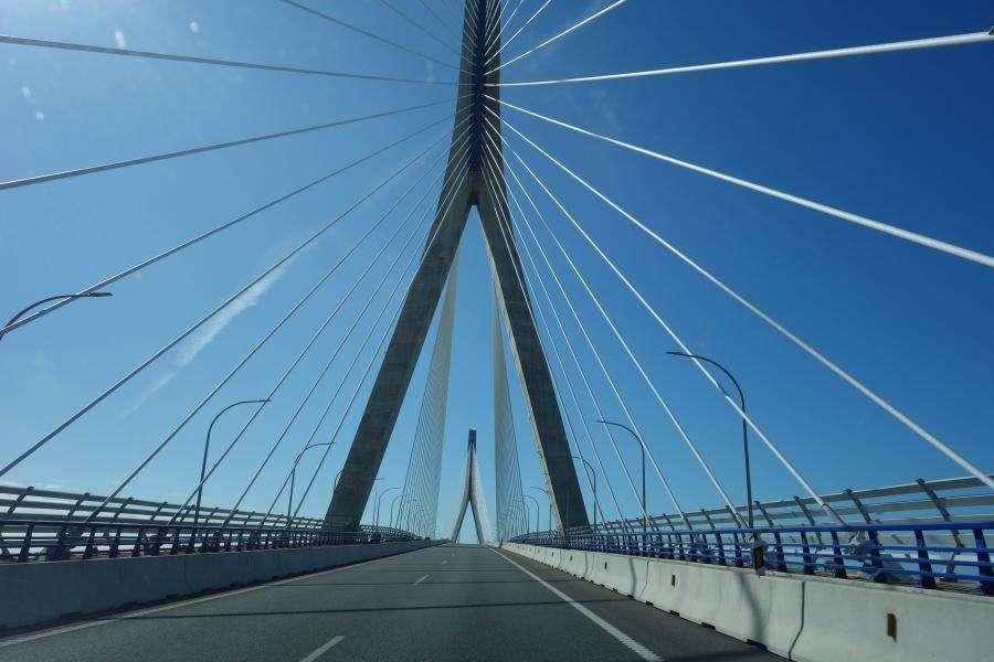 Ponte della Costituzione del 1812 a Cadice