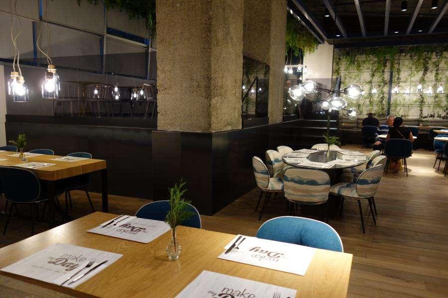 Sala colazione hotel Siviglia