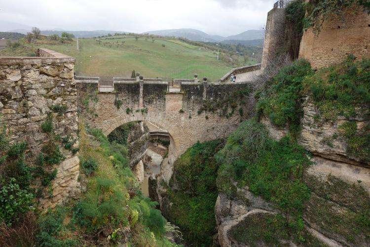 Ronda ponte antico