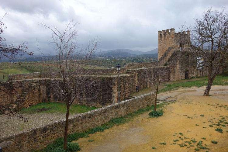 Ronda mura arabe
