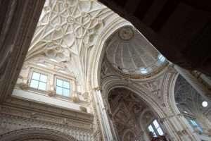 Cattedrale nella Mezquita di Cordova