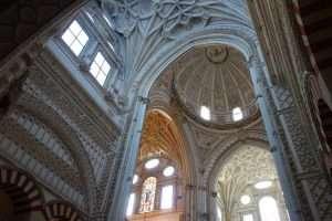 Cupola della Cattedrale di Cordova
