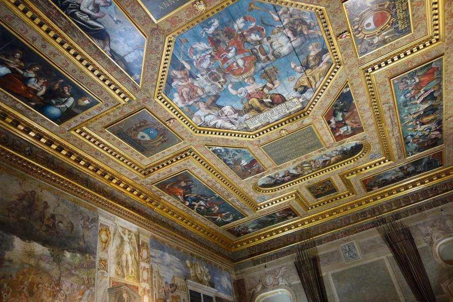 Sala del Parlamento della Patria del Friuli