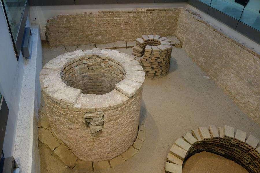 Casa Cavazzini resti archeologici