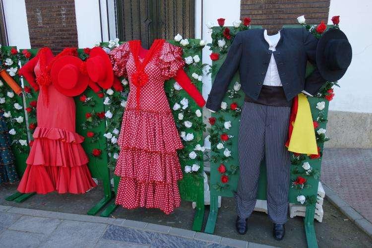 Siviglia costumi tradizionali