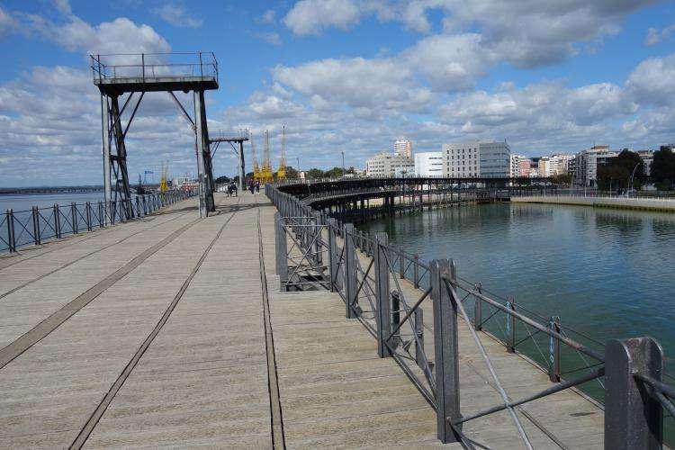 Muelle Rio Tinto Company a Huelva
