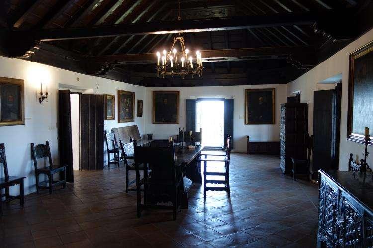 La Rabida sala capitolare a Palos