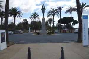 Plus Ultra monumento a Palos de la Frontera