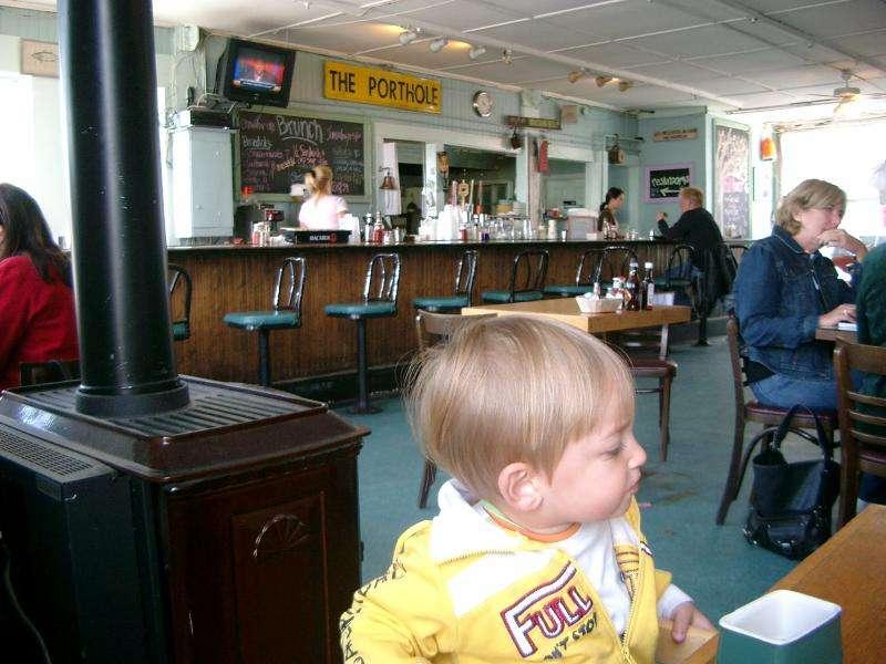 Portland ristorante Porthole