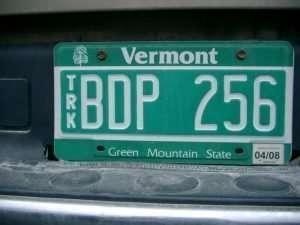 Targa del Vermont