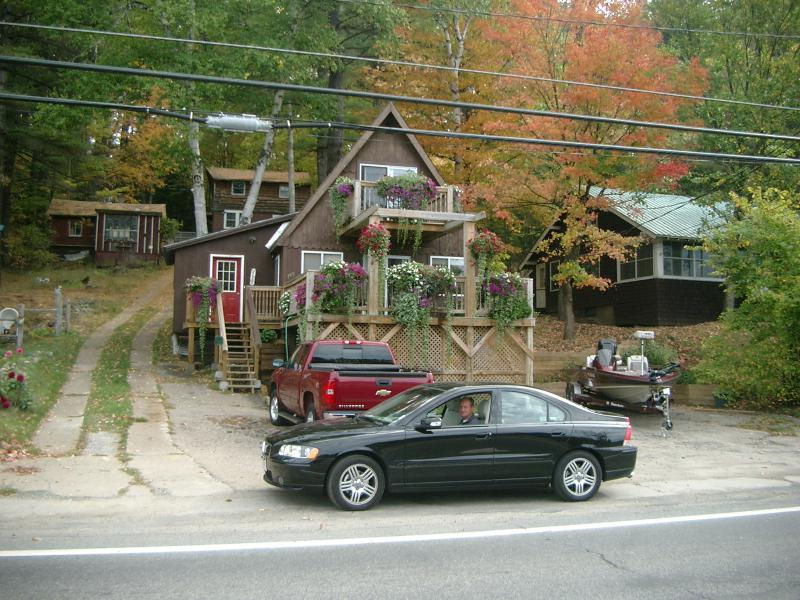 Abitazioni negli Adirondack