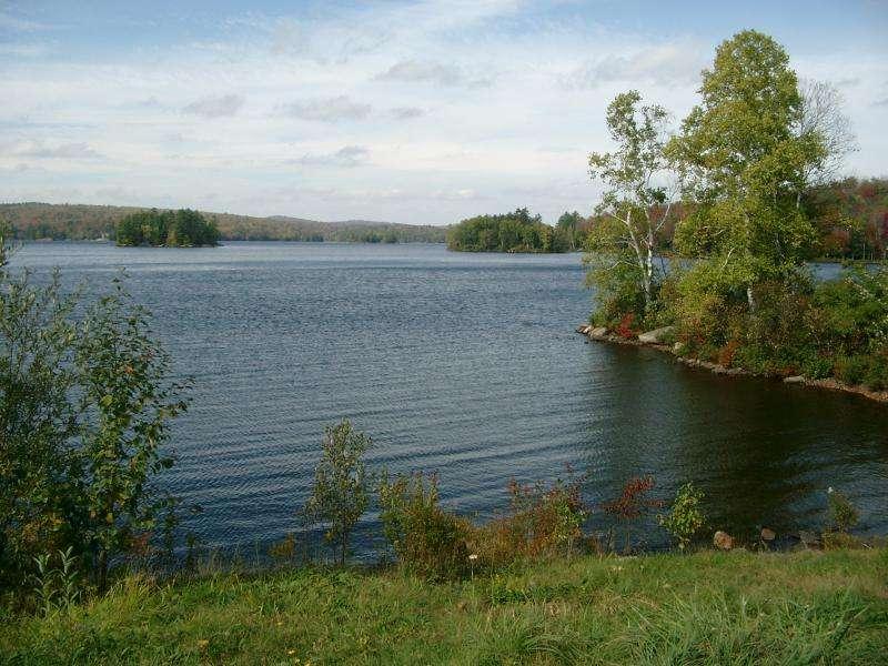 Adirondack park Tupper Lake