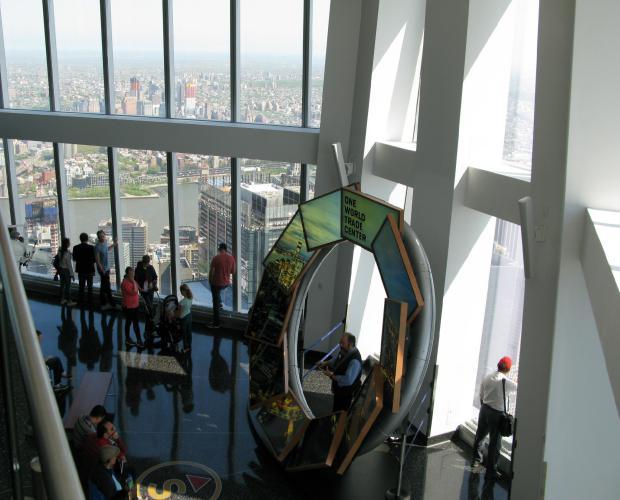 Piano panoramico della Freedom Tower