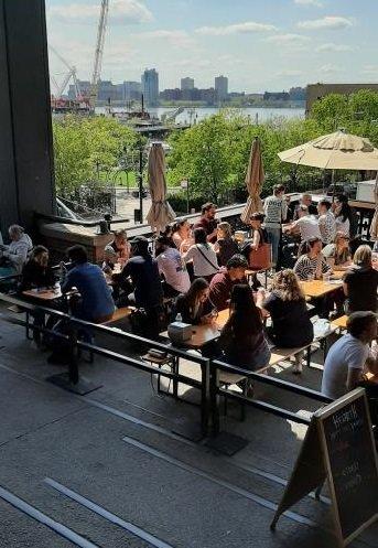 High Line ristoranti