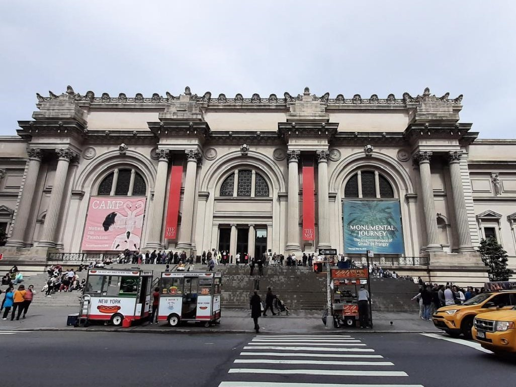 Metropolitan Museum of Art N.Y. cosa vedere - family trips on the road