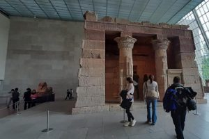 Tempio di Dendur al Met