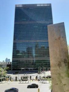 Palazzo di Vetro di New York