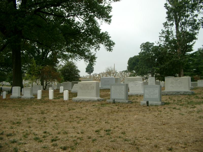 Cimitero di Arlington Washington