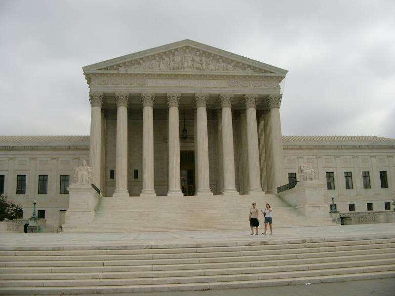 Corte Suprema a Washington