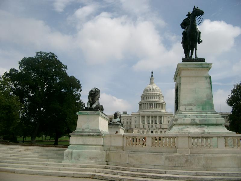 Ulysses .Grant Memorial Washington
