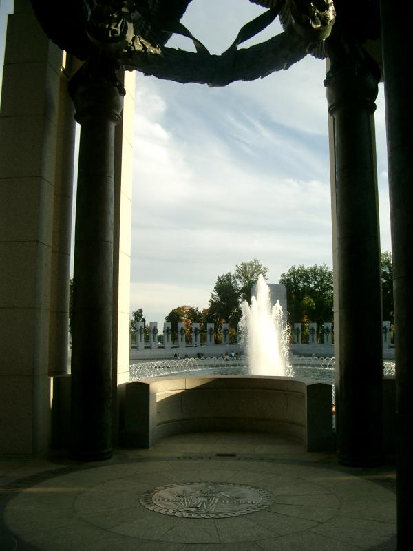 II World War Memorial Washington